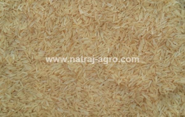 Sharbati Basmati Golden Sella Rice
