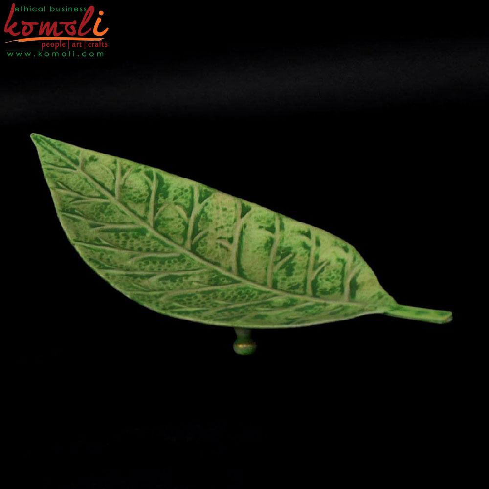 Platter Cum Fruit Tray (Komoli-10001-GR)