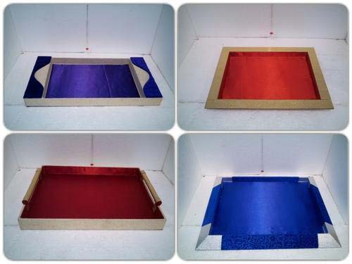 Decorative Wedding Trays Manufacturer Manufacturer From India