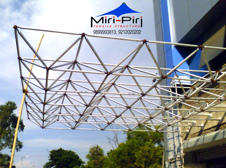 Space Frame Structures Manufacturer In Delhi India By Miri