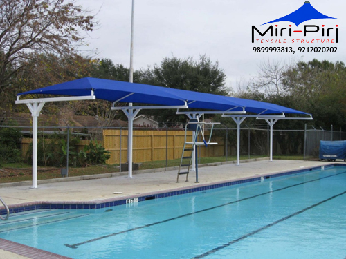 Swimming Pool Covering Sheds Manufacturer in Delhi India by ...