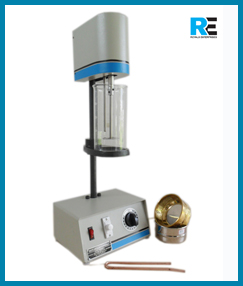 Buy sand testing machine from Royal Enterprise, Howrah