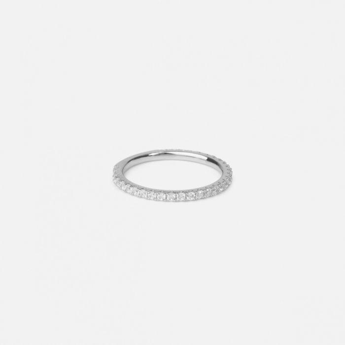Superb sterling silver ring