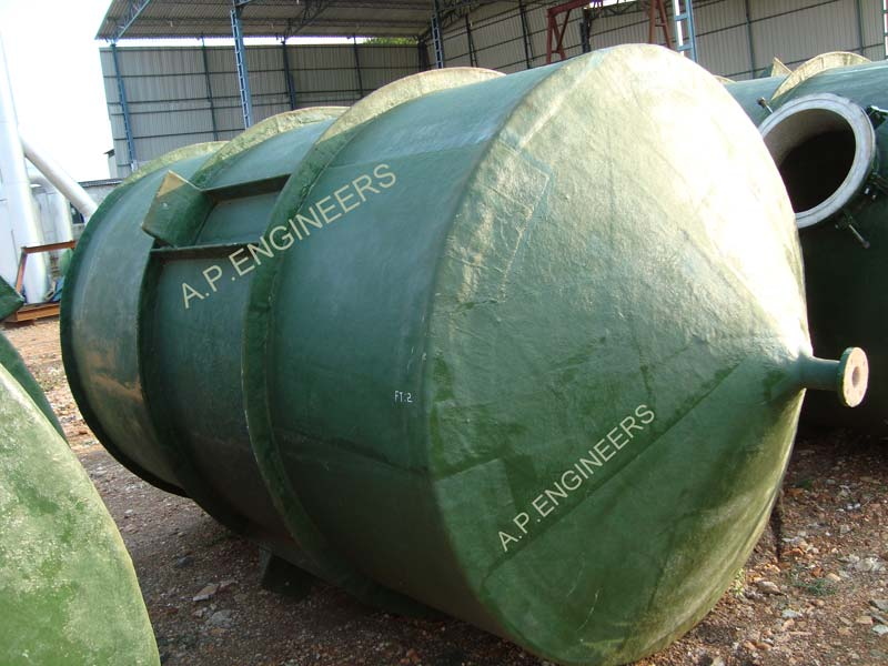 Buy FRP Tanks from A P  Engineers, Erode, India | ID - 984537