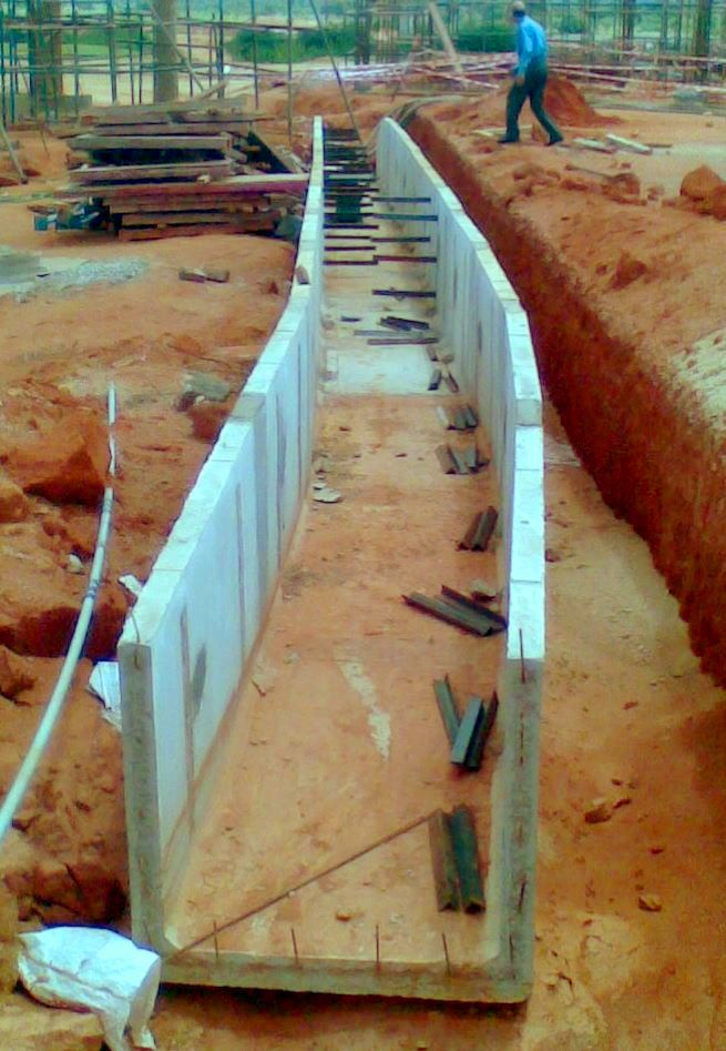 Precast Cable Trench Manufacturer Amp Manufacturer From