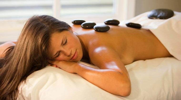 Massage Pebble Stones