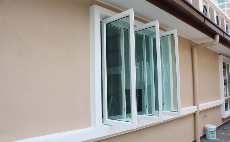 Aluminium frame glass windows manufacturer manufacturer for Aluminium window frame manufacturers