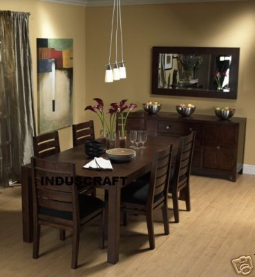 Indian dining table designs in india designer tables for Dining room designs india