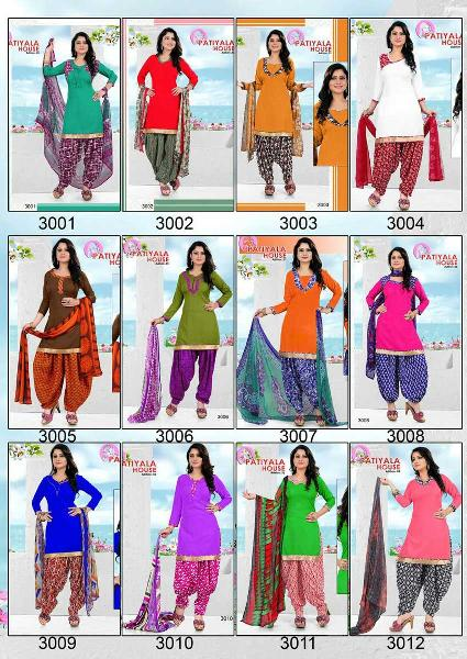 5e06c9a433 Buy PATIALA HOUSE STITCHED PATIALA WEAR WHOLESALE CATALOG SURAT from ...