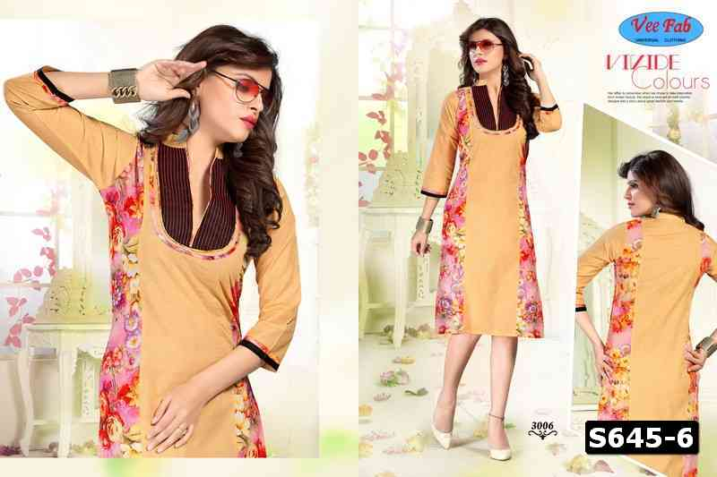e03a6e0a0d Buy SHOPPING SPECIAL EMBROIDERY KURTI WHOLESALE 1 from Inli, India ...