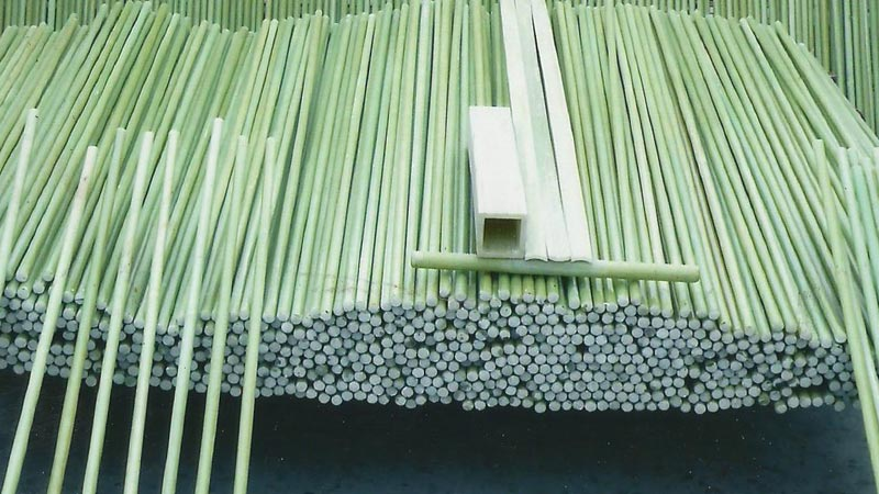 Frp Rod Manufacturer & Exporters from Meerut, India | ID