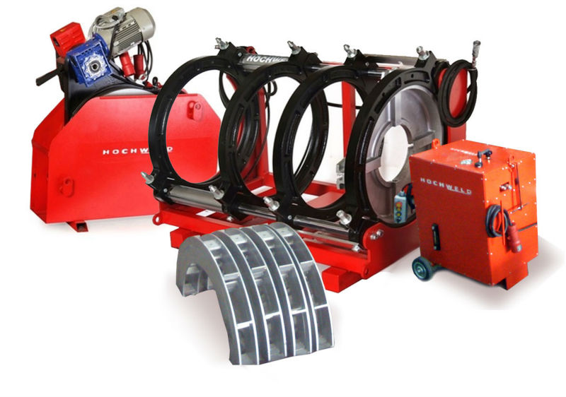 BUTTFUSION WELDING MACHINES
