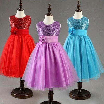 dress for party girls