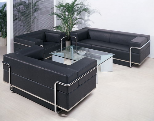 Office Sofa Set Wooden Office Sofa Set A Nongzico