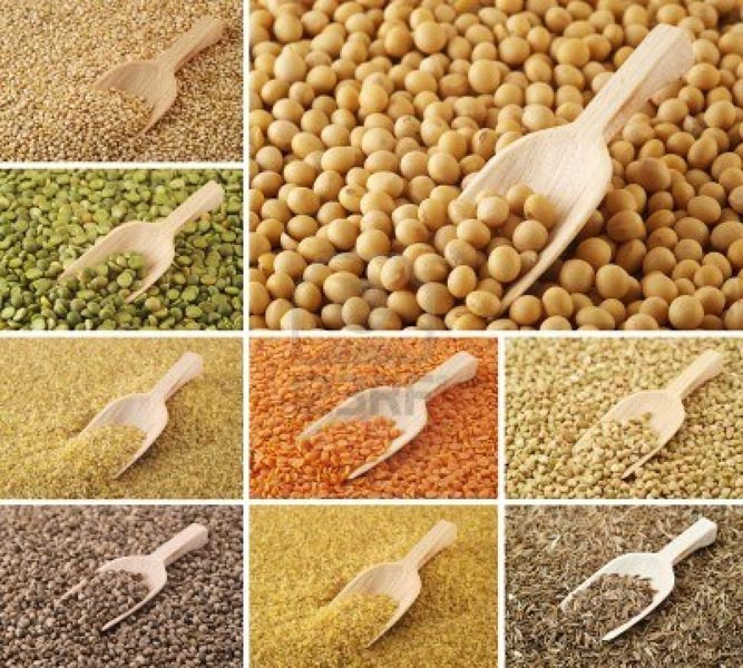 Foods That Are High In Whole Grains