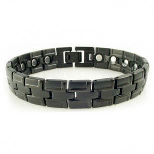 Titanium Black Bracelet