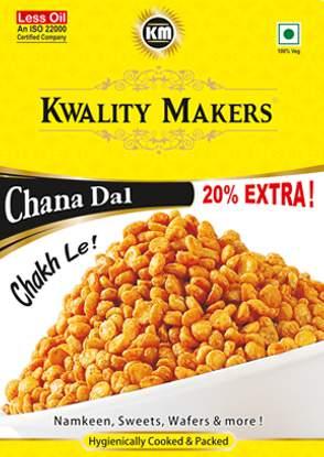 Chana Dal Snacks (CD)