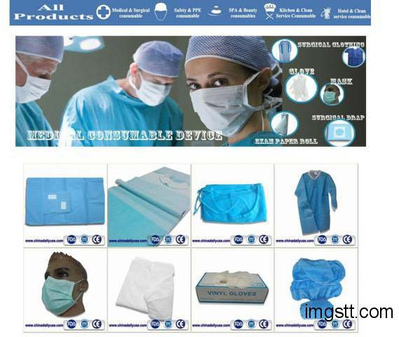 Medical Supplies Product : Disposable medical products manufacturer