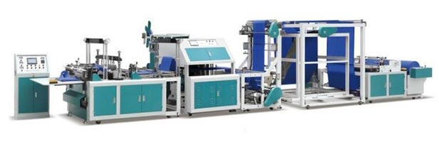 Fully Automatic Non Woven Fabric Bag Making Machine (CYG600/700/800)