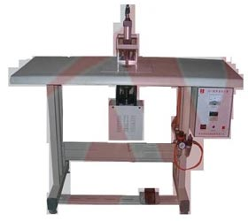 Ultrasonic Loop Handle Spot Welding Machine