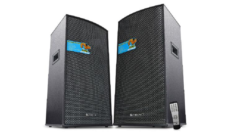 Zebronics Monster Pro X15 Tower Speakers