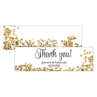 Celebration Small Rectangular Tag