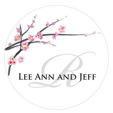 Cherry Blossom Small Sticker
