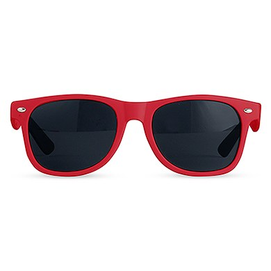 Cool Favor Sunglasses - Red