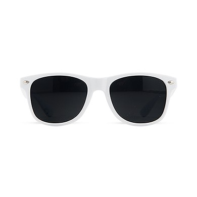 Cool Kid's Sunglasses - White