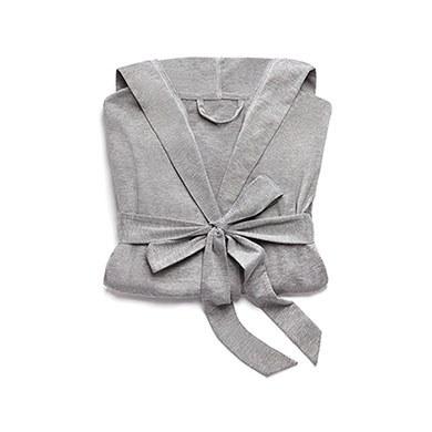Hooded Lounge Robe