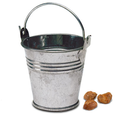 Miniature Metal Pails