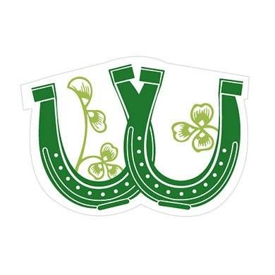 The Irish Diecut Sticker