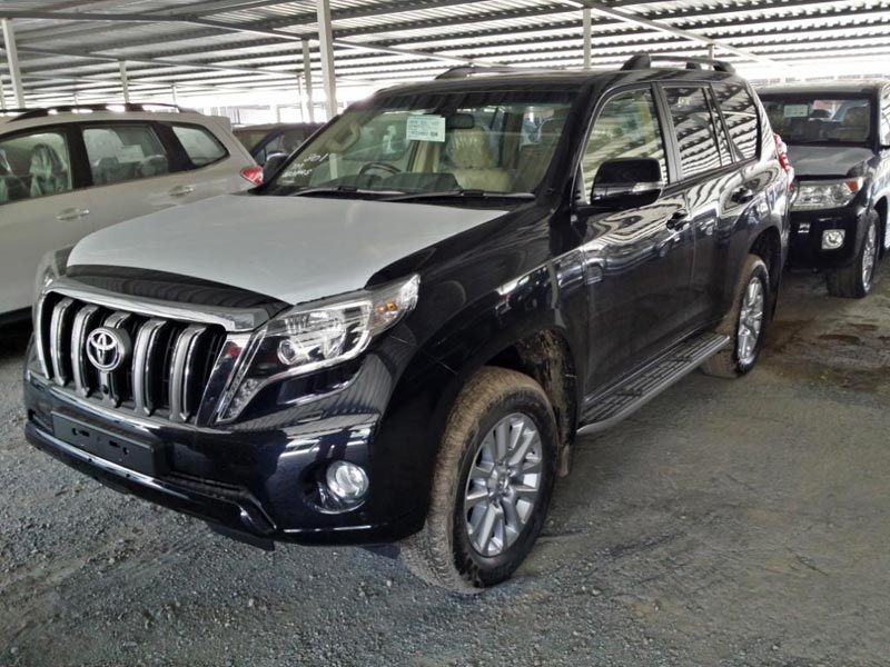 New Toyota Land Cruiser Prado Diesel 2014 Manufacturer