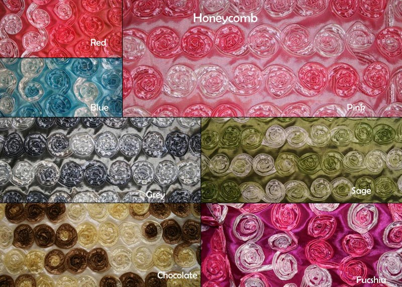 Honeycomb Polyester Fabric