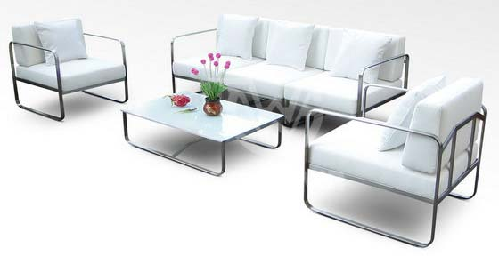 Buy Stainless Steel Sofa Set From My Home Furniture