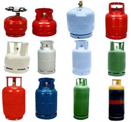 High Pressure Seamless Steel Gas Cylinder 10l Medical