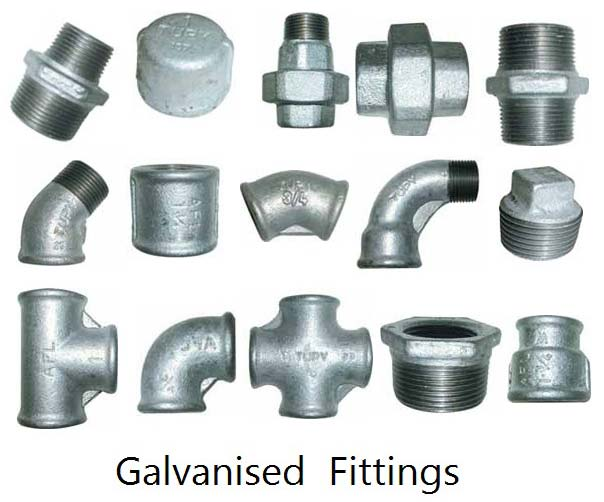 Gi Fittings Manufacturer In Delhi India By S Krishna