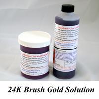 Hardened 24K Gold Plating Solutions Manufacturer in
