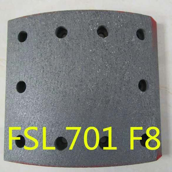 701 F8 BRAKE LINING (701 f8)