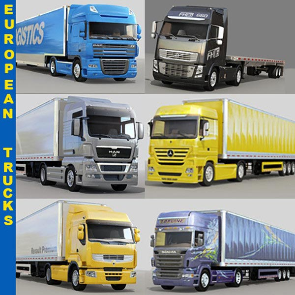 European Truck Spare Parts Manufacturer in United Arab