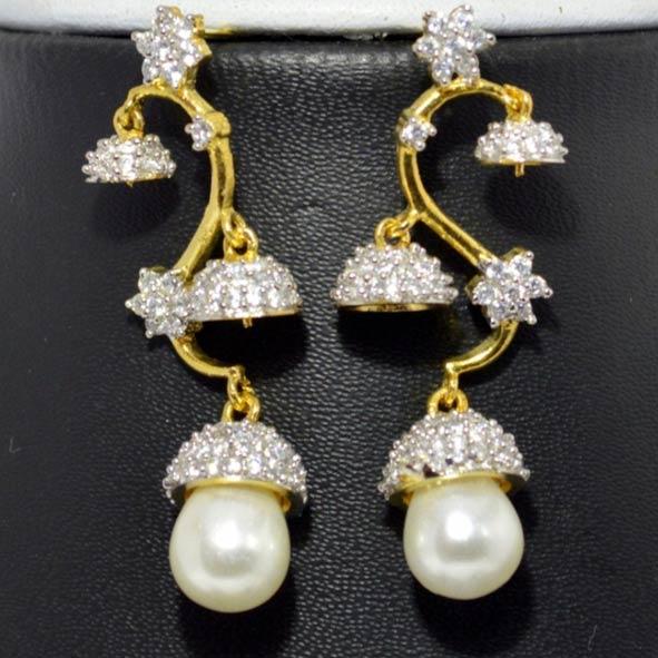 A D Designer Earring Dme12346