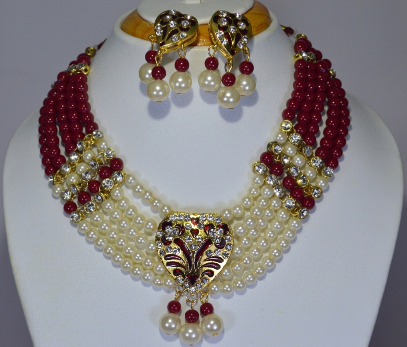 Designer Costume Necklace Manufacturer In West Bengal India By Indian Best Jewellery Id 828029
