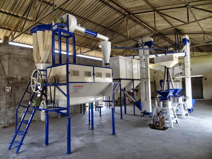 Automatic Atta Chakki Plant Manufacturer Amp Manufacturer