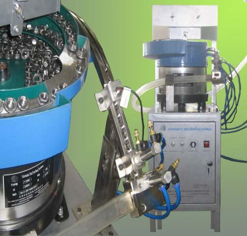 Automatic Screw Nut And Bolt Feeding Machine Manufacturer