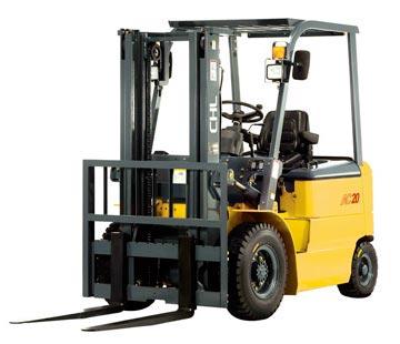 1-2.5t Four Wheel AC Trucks