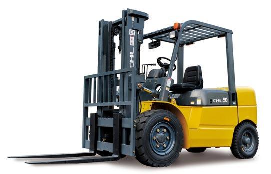 4.0-5.0T Internal Combustion Trucks