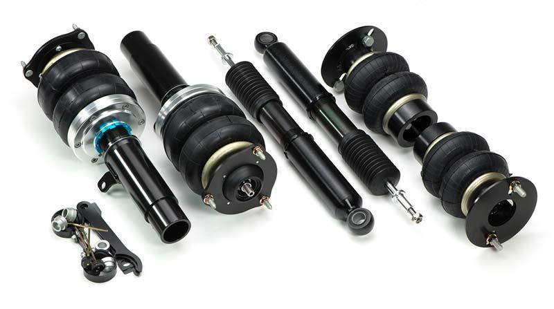 Suspension Steering System