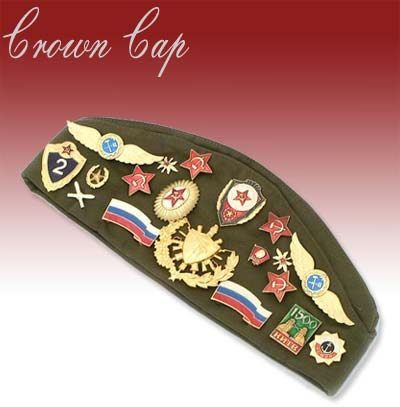 c528ee165da Buy Side Caps from Crown Enterprises, Meerut, India | ID - 969554