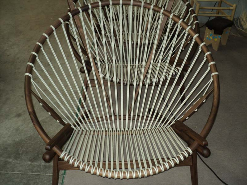 Hans Wegner Circle Chair Replica Chair Design Ideas