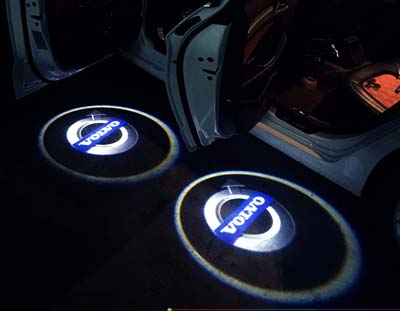 led car door logo projector lightvolvo logo manufacturer